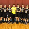 Henrietta's JV Lady Cats earned second place in the Hirschi Christmas Classic.
